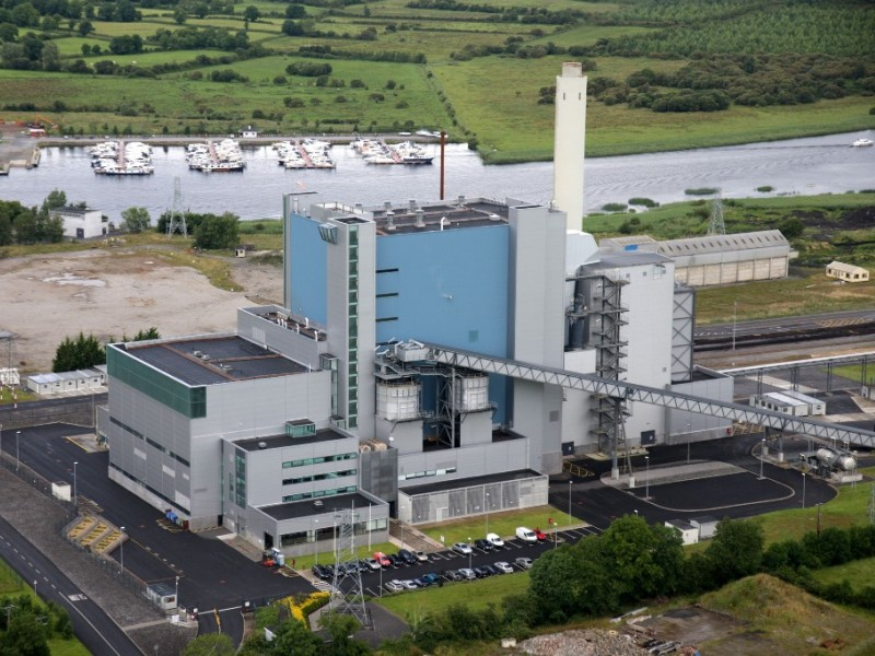 West Offaly and Lanesborough power plants