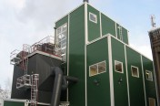 Virtain Voima bioheat heating plant